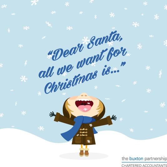 We wish!