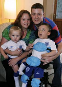 Paul, Emma & family