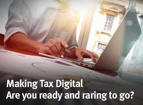 Helping Small Businesses Making Tax Digital