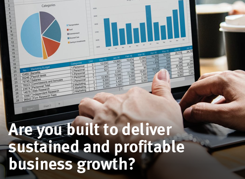 Is your business built to deliver sustained and profitable business growth?