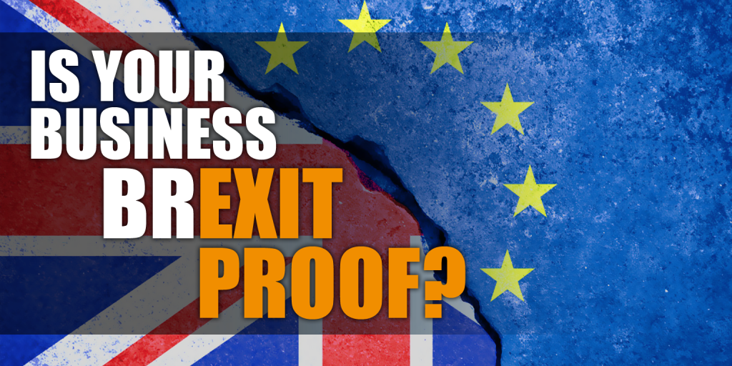 Have you implemented business plans for Brexit?