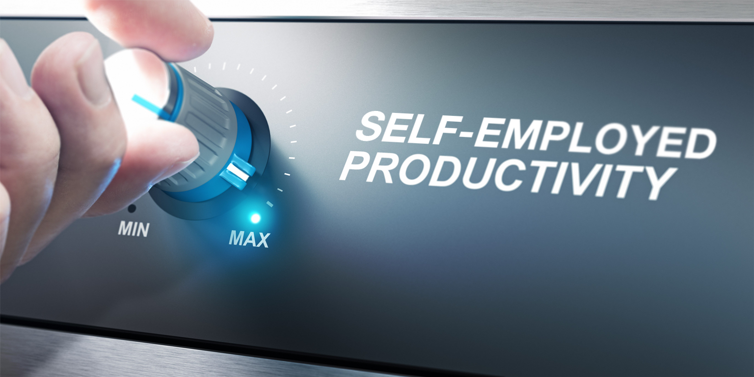 Productivity tips for Self-Employed